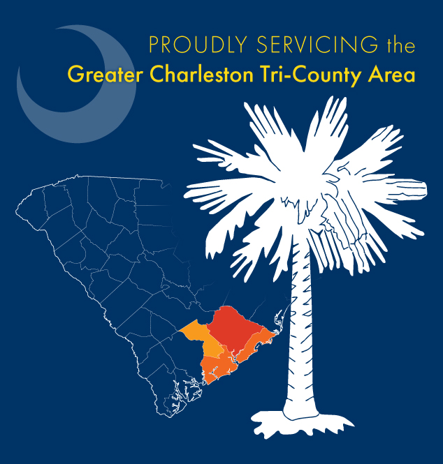Proudly Servicing the Greater Charleston Tri-County Area | BOSS Disaster Restoration